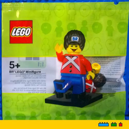 5001121 LEGO® Promotional BR LEGO Minifigure polybag