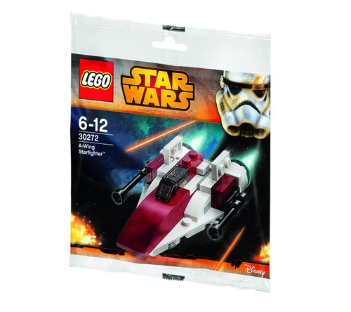 30272 LEGO® Star Wars™ A-Wing Starfighter Mini polybag