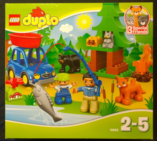 10583 LEGO® Duplo Fishing Trip