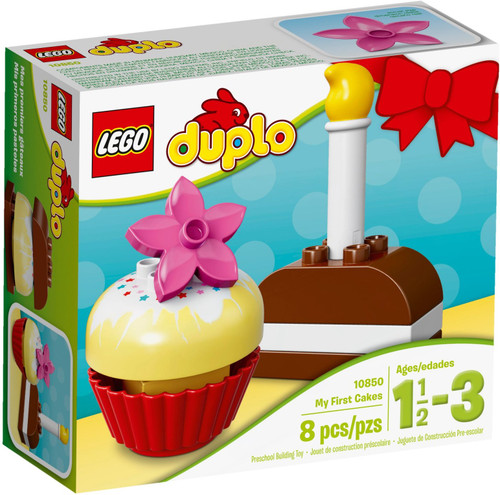10850 LEGO® Duplo® My First Cakes