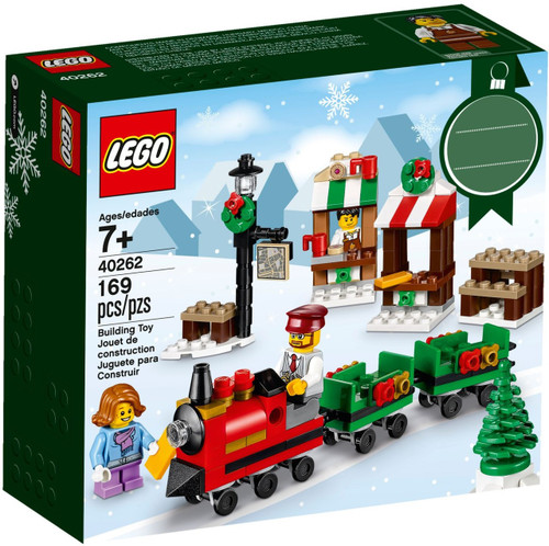 40262 LEGO® Christmas Train Ride