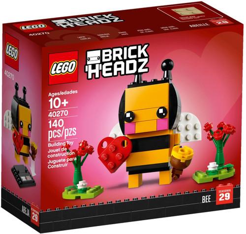 40270 LEGO® Valentine's Bee