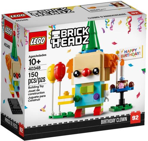 40348 LEGO® Brickheadz Birthday Clown
