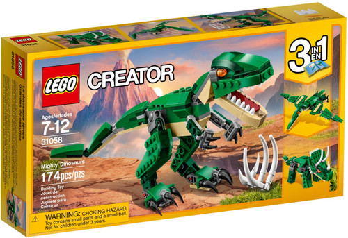 31058 LEGO® Creator Mighty Dinosaurs