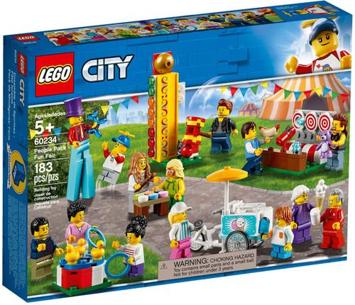 60234 LEGO® City People Pack - Fun Fair