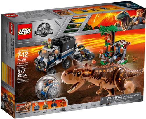75929 LEGO® Carnotaurus Gyrosphere Escape