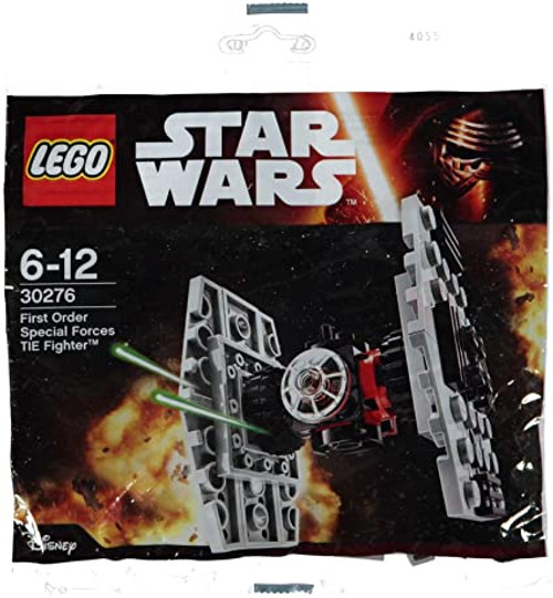 30276 LEGO® Star Wars™ First Order Special Forces TIE Fighter Mini polybag
