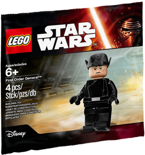 5004406 LEGO® Star Wars™ First Order General Mini polybag