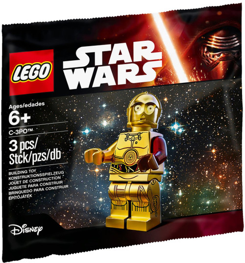 5002948 LEGO® Star Wars™ C-3PO Mini polybag