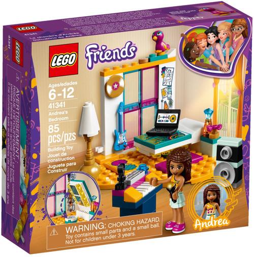41341 LEGO® Friends Andrea's Bedroom