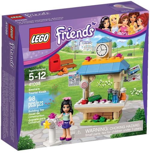 41098 LEGO® Friends Emma's Tourist Kiosk