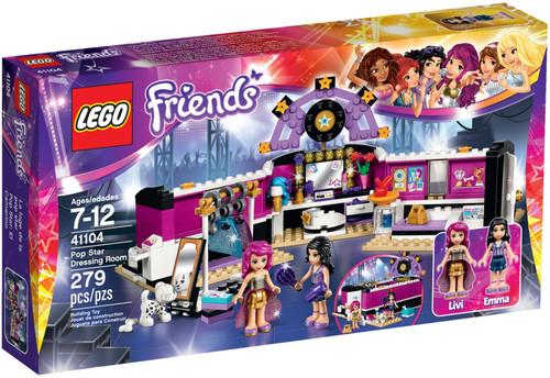 41104 LEGO® Friends Pop Star Dressing Room