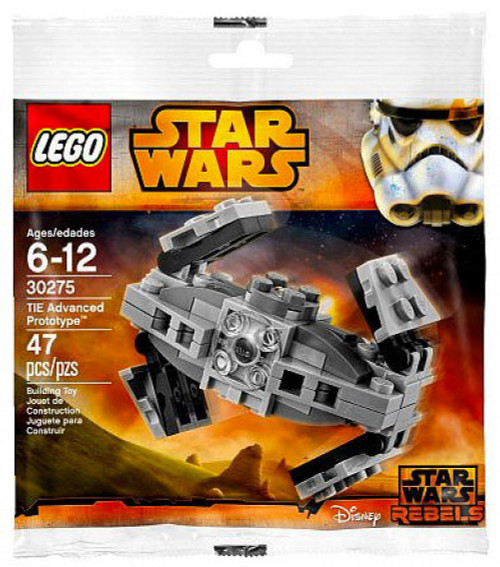 30275 LEGO® Star Wars™ TIE Advanced Prototype