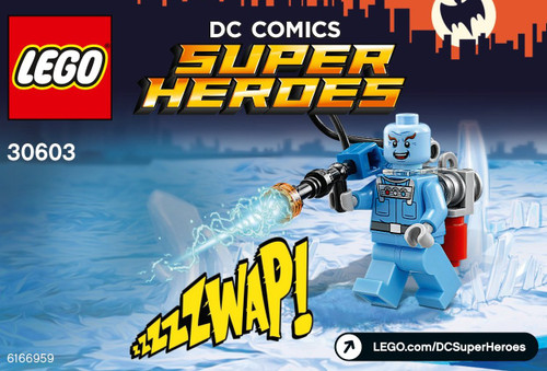 30603 LEGO® Batman™ Classic TV Series - Mr. Freeze