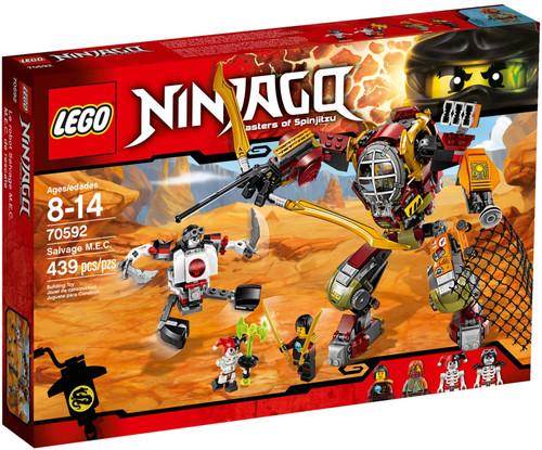 70592 LEGO® Ninjago Salvage M.E.C.