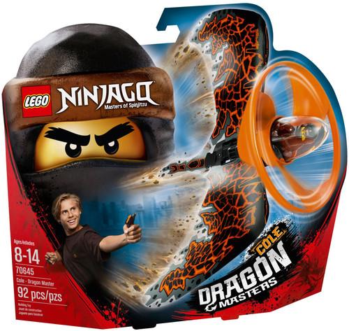 70645 LEGO® Ninjago Cole - Dragon Master