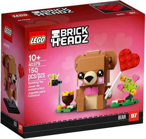 40379 LEGO® Brickheadz Valentine's Bear
