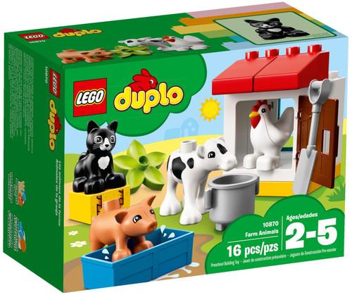 10870 LEGO® Duplo® Farm Animals