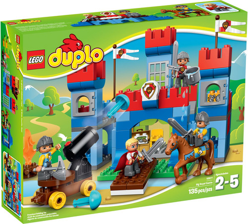 10577 LEGO® Duplo® Big Royal Castle