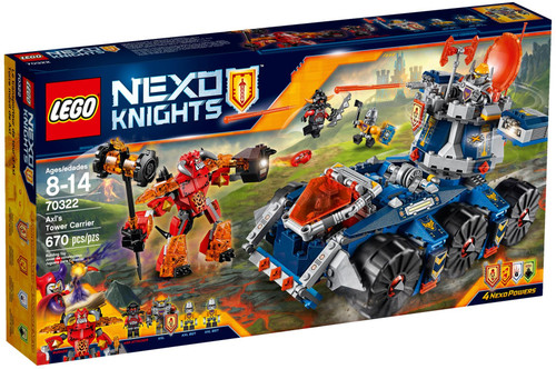 70322 LEGO® Nexo Knights Axl's Tower Carrier