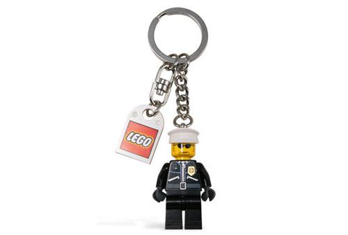 851626 LEGO®  Key Chain LEGO Police Officer