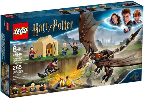 75946 LEGO® Harry Potter Hungarian Horntail Triwizard Challenge
