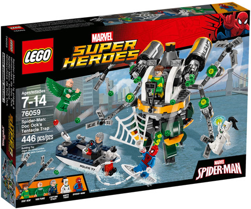 76059 LEGO® Marvel™ Super Heroes Spider-Man: Doc Ock's Tentacle Trap