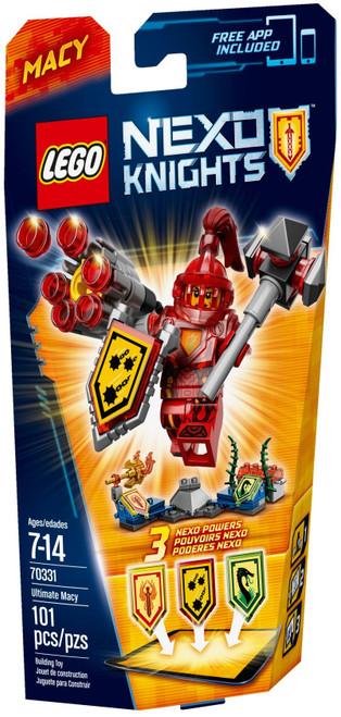 70331 LEGO® Nexo Knights Ultimate Macy