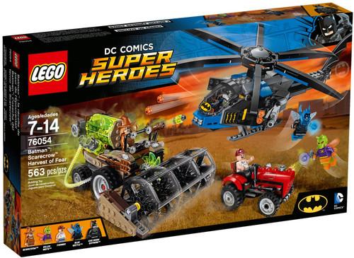 76054 LEGO® DC Comics™ Batman: Scarecrow Harvest of Fear