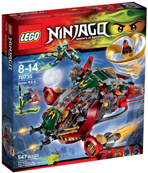 70735 LEGO® Ninjago Ronin R.E.X.