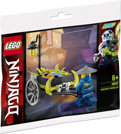 30537 LEGO® Ninjago™ Merchant Avatar Jay