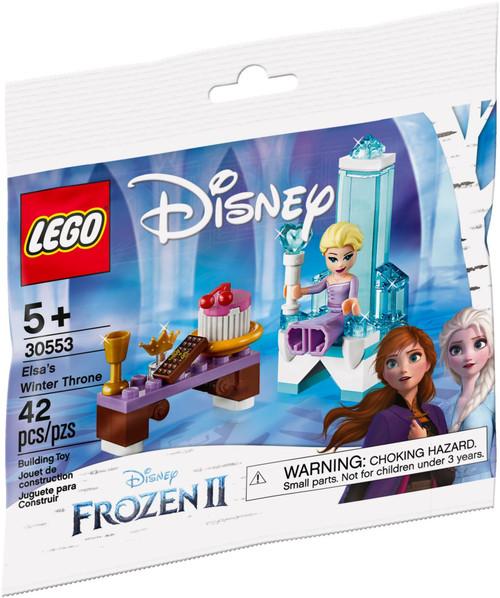 30553 LEGO® Disney Princess™ Elsa's Winter Throne