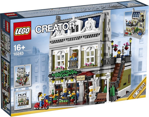 10243 LEGO® Parisian Restaurant