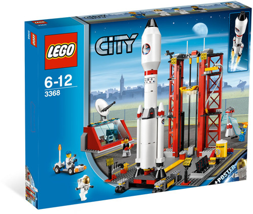 3368 LEGO® City Space Centre
