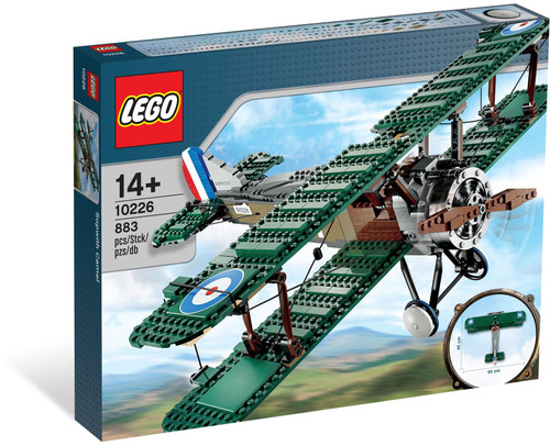 10226 LEGO® Creator Expert Sopwith Camel