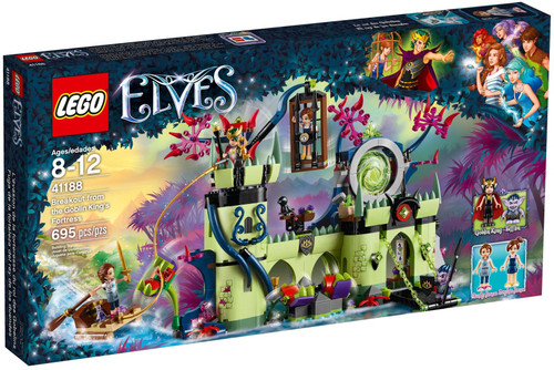 41188 LEGO® Elves Breakout from the Goblin King's Fortress