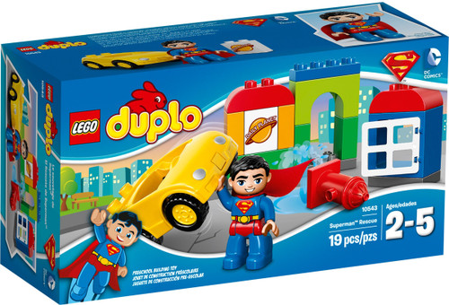 10543 LEGO® Duplo® Superman Rescue