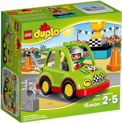 10589 LEGO® Duplo® Rally Car