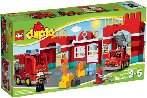 10593 LEGO® Duplo Fire Station