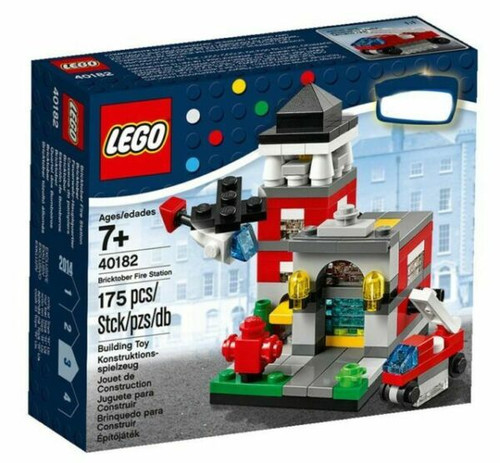 40182 LEGO® Promotional Bricktober Fire Station