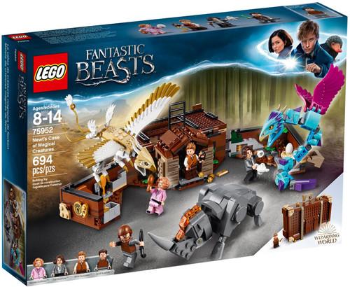 75952 LEGO® Fantastic Beasts Newt's Case of Magical Creatures