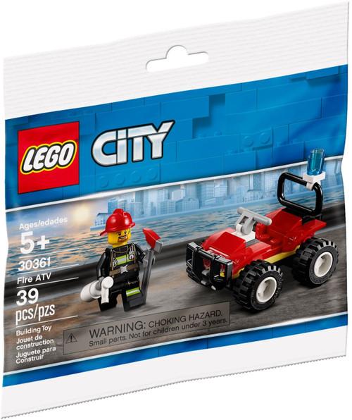 30361 LEGO® City Fire ATV polybag