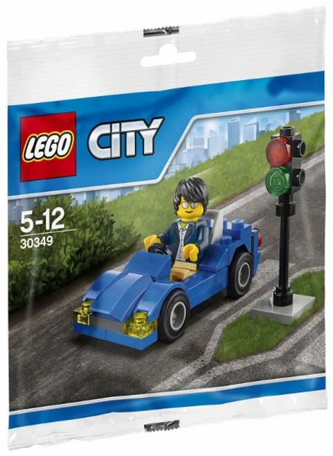 30349 LEGO® City Sports Car polybag