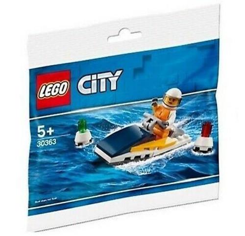30363 LEGO® City Race Boat polybag