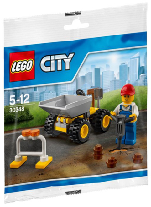 30348 LEGO® City Mini Dumper polybag