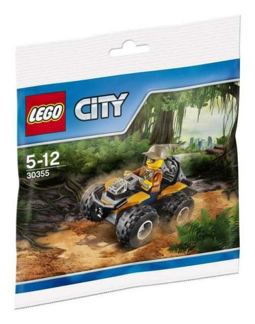 30355 LEGO® City Jungle ATV polybag