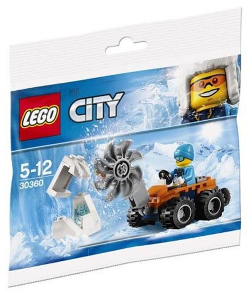 30360 LEGO® City Arctic Ice Saw polybag