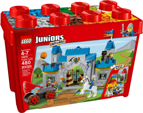 10676 LEGO® Juniors Knights' Castle