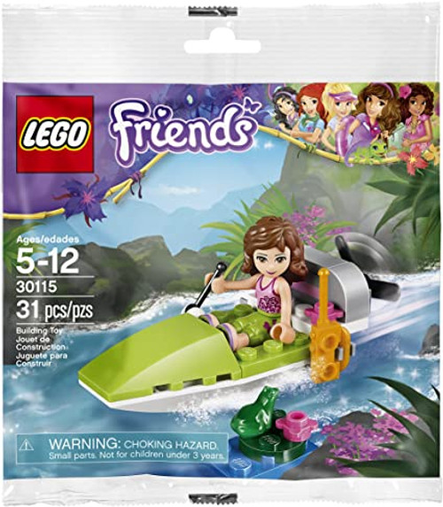 30115 LEGO® Friends Jungle Boat
