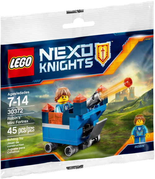 30372 LEGO® Nexo Knights Robin's Mini Fortrex